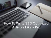 seo optmized articles